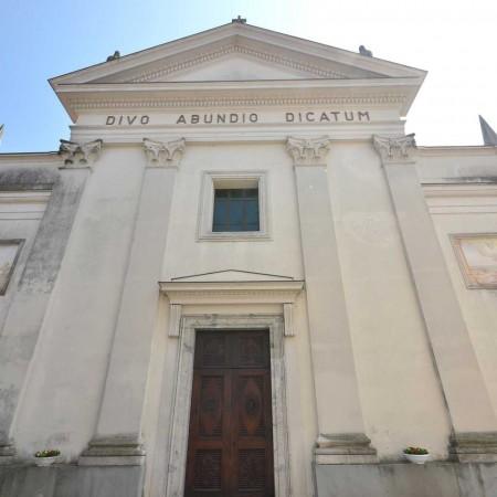Chiesa Sant'Abbondio Buronzo