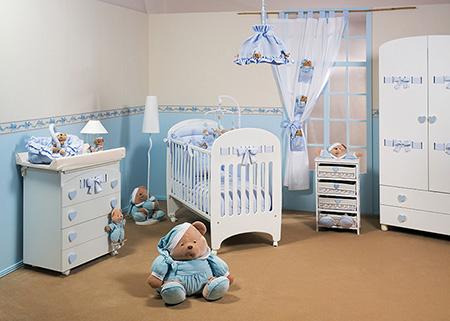 camera bambino